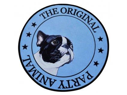 podlozka protiskluzova pes modra