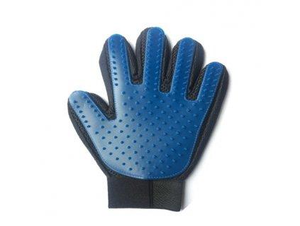 Masážní rukavice (Barva Modrá)
