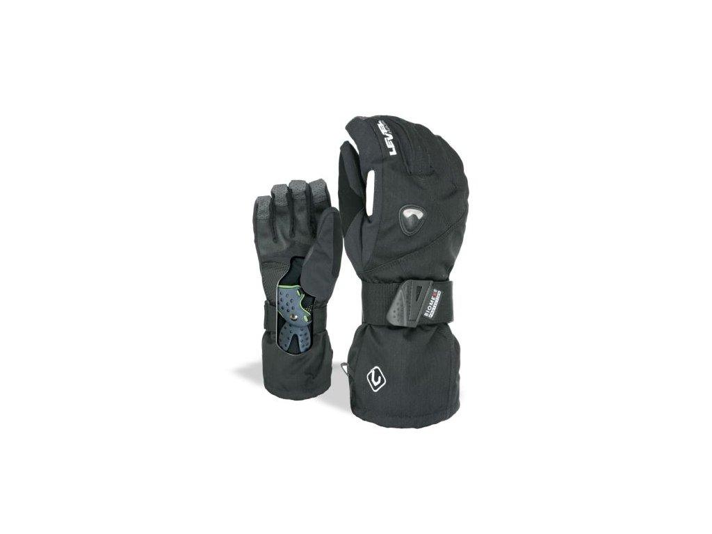 Dámské rukavice s Biomex ochranou (funkční zápěstní systém rozvádějící síly  při nárazu chrání zápěstí před zloměním). Jsou vyrobené z polyesteru d66dbe584b