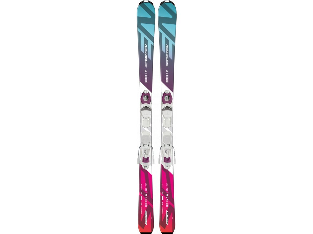 Dámské rekreační sjezdové lyže Sporten Iridium 3 W jsou univerzální lyže s  dřevěným jádrem. Sporten Iridium 3 W jsou pohodové z kopce dolů v  plnohodnotném ... 15ec574a31
