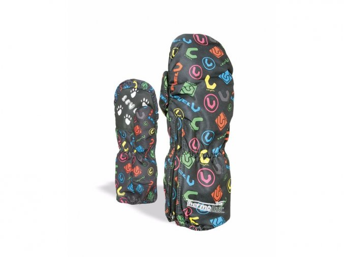 Level Kiddy Mitt PK Rainbow