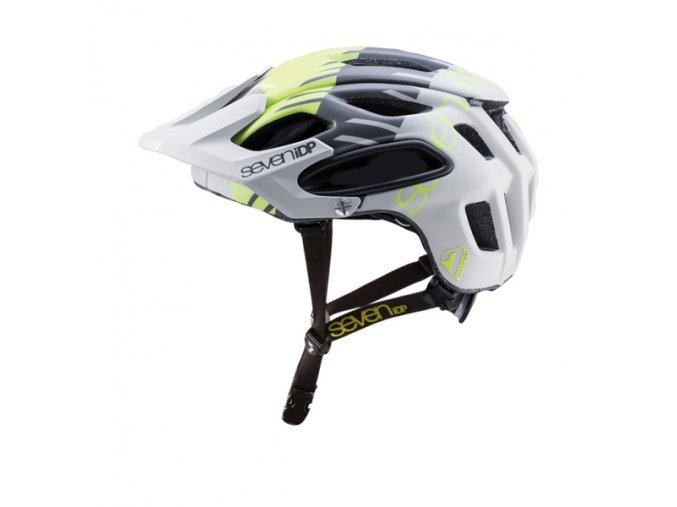 7iDP Seven Protection M2 Helmet 2018 TacticGrey copy 1