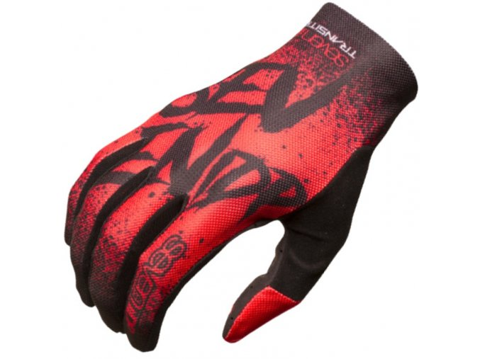seven 7idp transition gloves gradient red black 7304 25 0A PAR