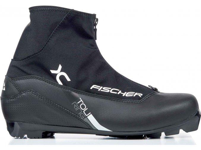 fischer s21618 xc touring black 0