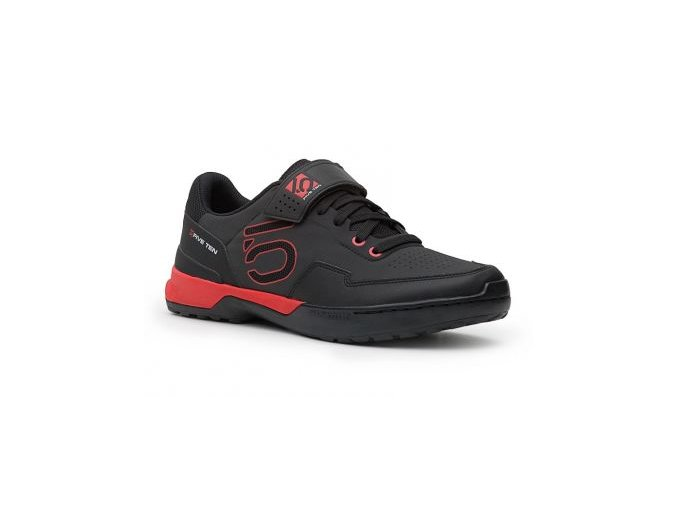 kestrel lace red black 625