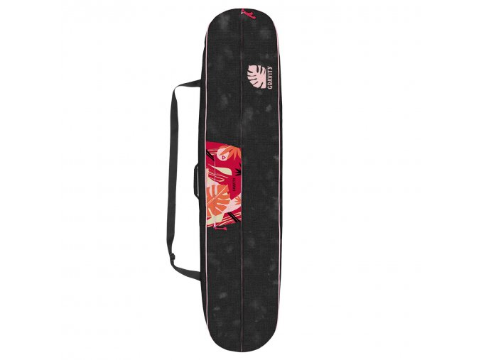 obal na snowboard gravity trinity black denim 3