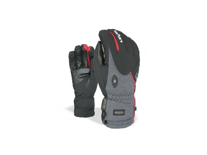 rokavice level alpine red red (1)