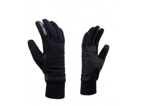 Ow Harela gloves black