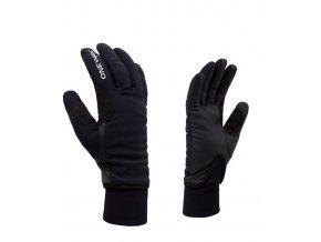 Ow Harela gloves black