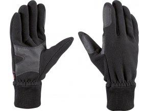 windstopperfleece leki lyzarske rukavice 33412