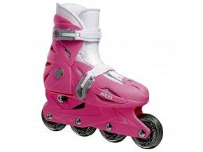roces orlando 3 girl s inline skates deep pink 3