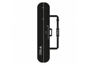 obal na snowboard gravity icon black 2
