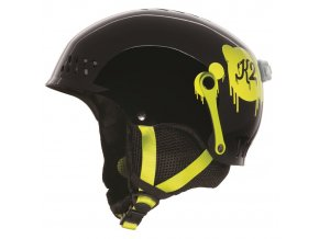 k2 entity helmet big kids black