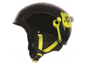 k2 entity helmet big kids black