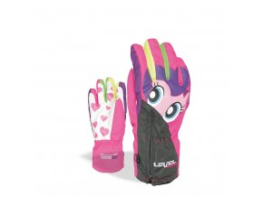 Level Lucky PinkRainbow Glove 1617