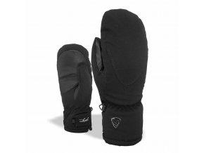 rukavice level wms alpine mitt black