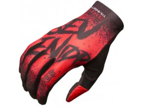 seven 7idp transition gloves gradient red black 7304 25 0A PAR