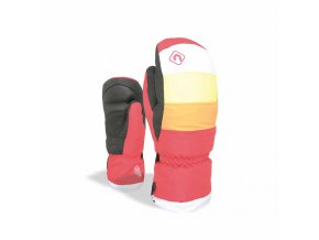 4137JM 39 rainbow down jr mitt pk rainbow