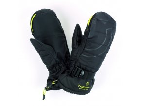 glo warmer ready gloves junior lime 40