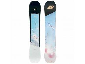 k2 snowboards bright lite