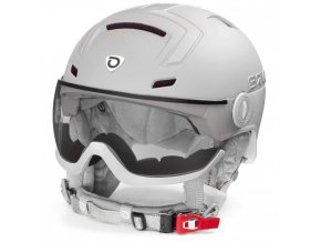 casque de ski briko ambra visor photo 20 matt sh pearl