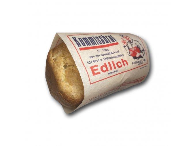 Bread wrapper label