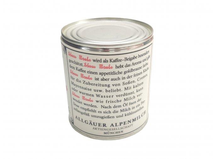 WWII German alpen milch wehrmach condensed milk cans