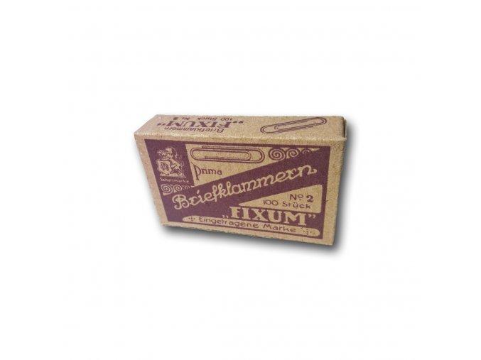 WW2 German paper clips Heeres Wehrmacht
