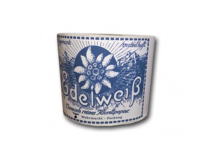 WW2 Wehrmacht Heeres WWII German Toilet Paper Edelweiss