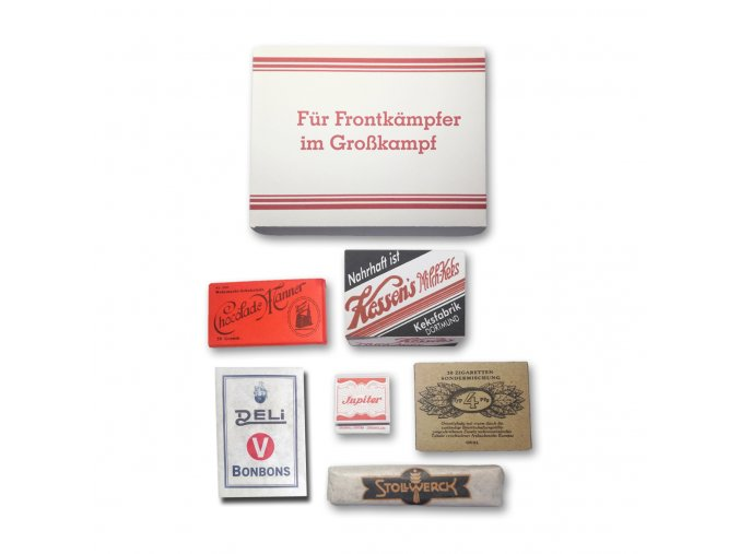 Wehrmacht grosskampf front line ration box