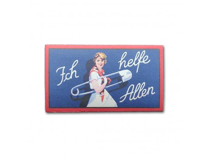 ww2 Wehrmacht wwII German Safety pins package