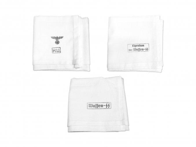 WW2 Wehrmacht Heeres Waffen SS hand towel