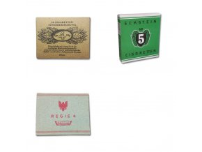 WWII German cigarettes boxes WW2 Wehrmacht Tobacco