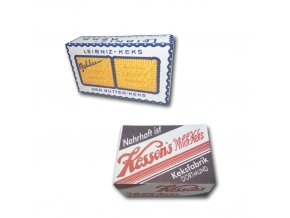 Wehrmacht food ration milk butter keks biscuits WW2 German war reproduction