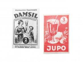 wehrmacht fizzy drink WW2 German food ration getrank