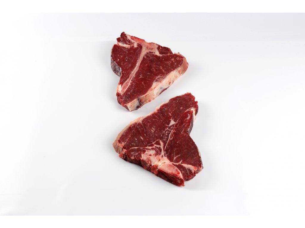 Hovězí T-bone steak (CZ)