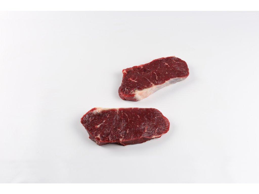 Striploin steak - nízký roštěnec (CZ)