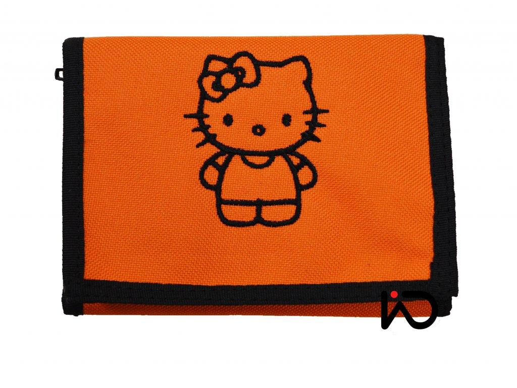 hello kittty oranz
