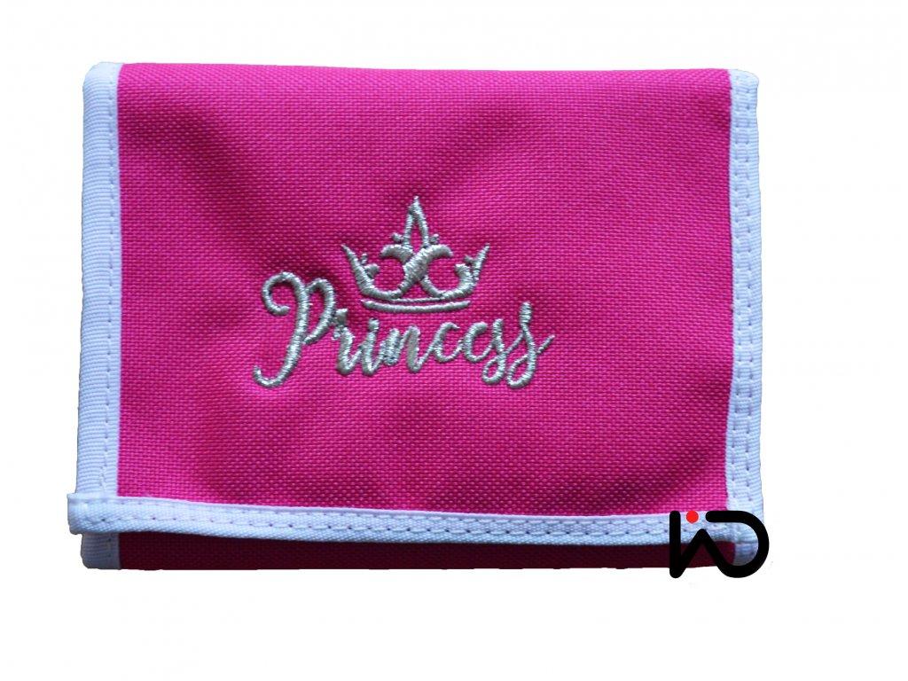 princess zepredu penezenka