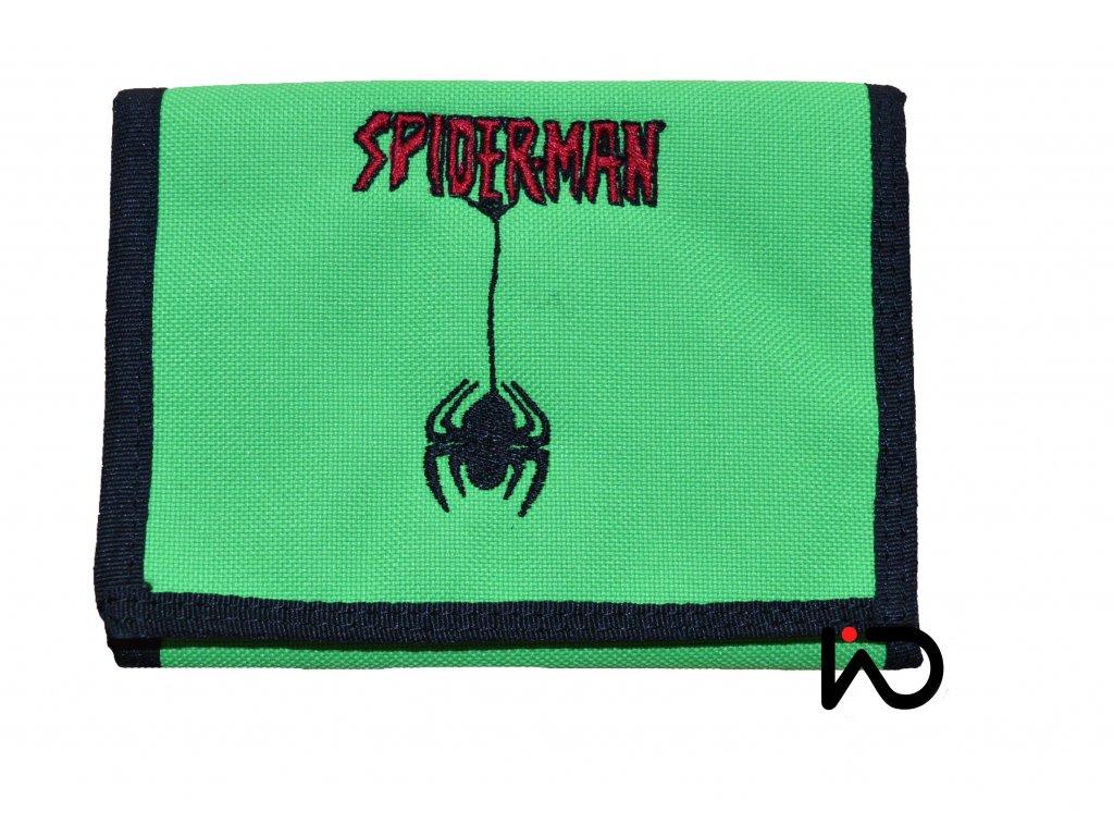 spiderm pavouk zelena