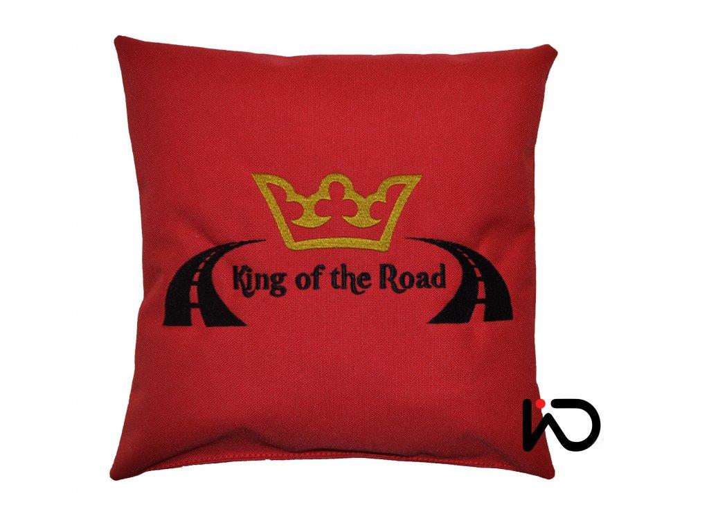 king of the road cerveny