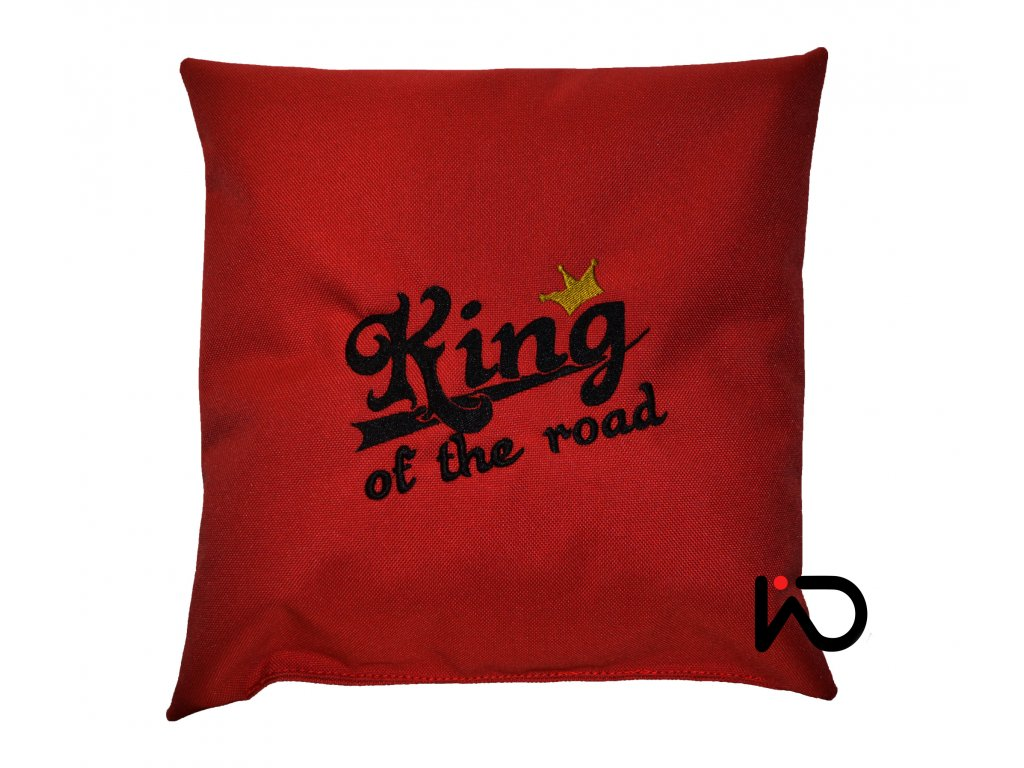 king of the road red color