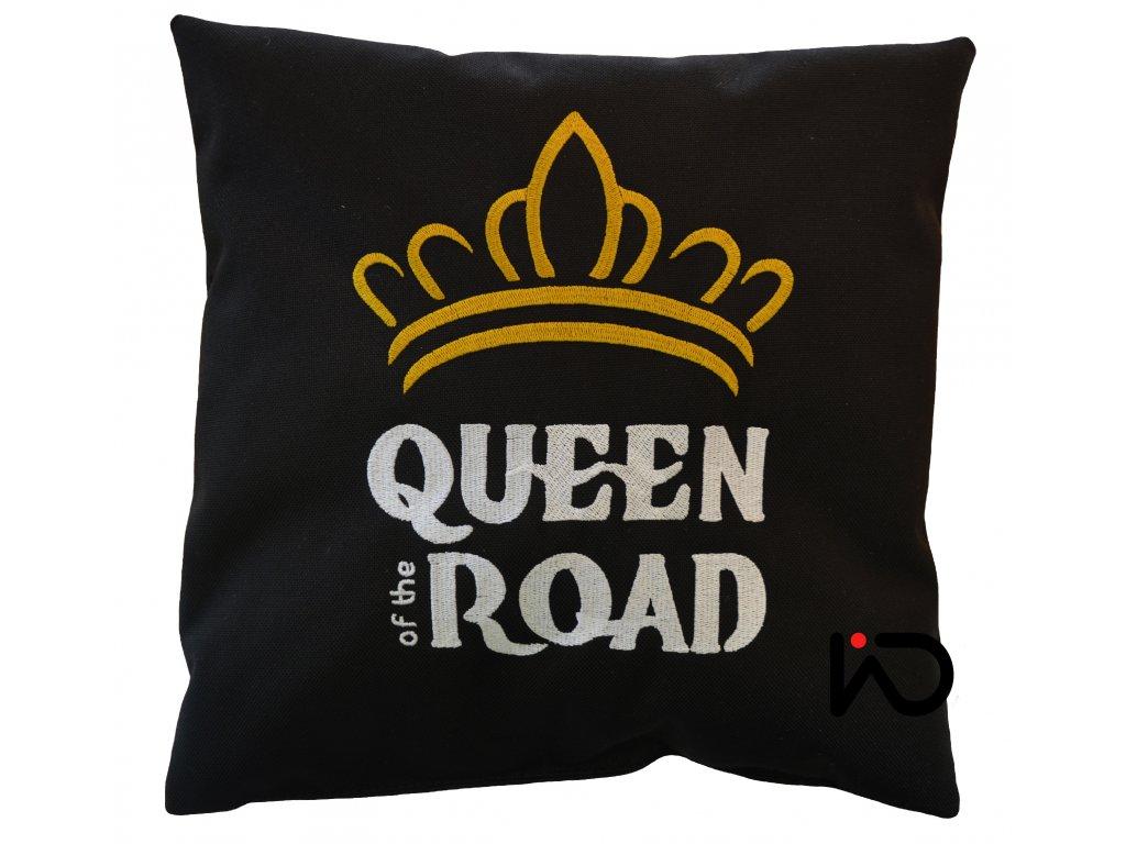 polstarek queen of the road cerna