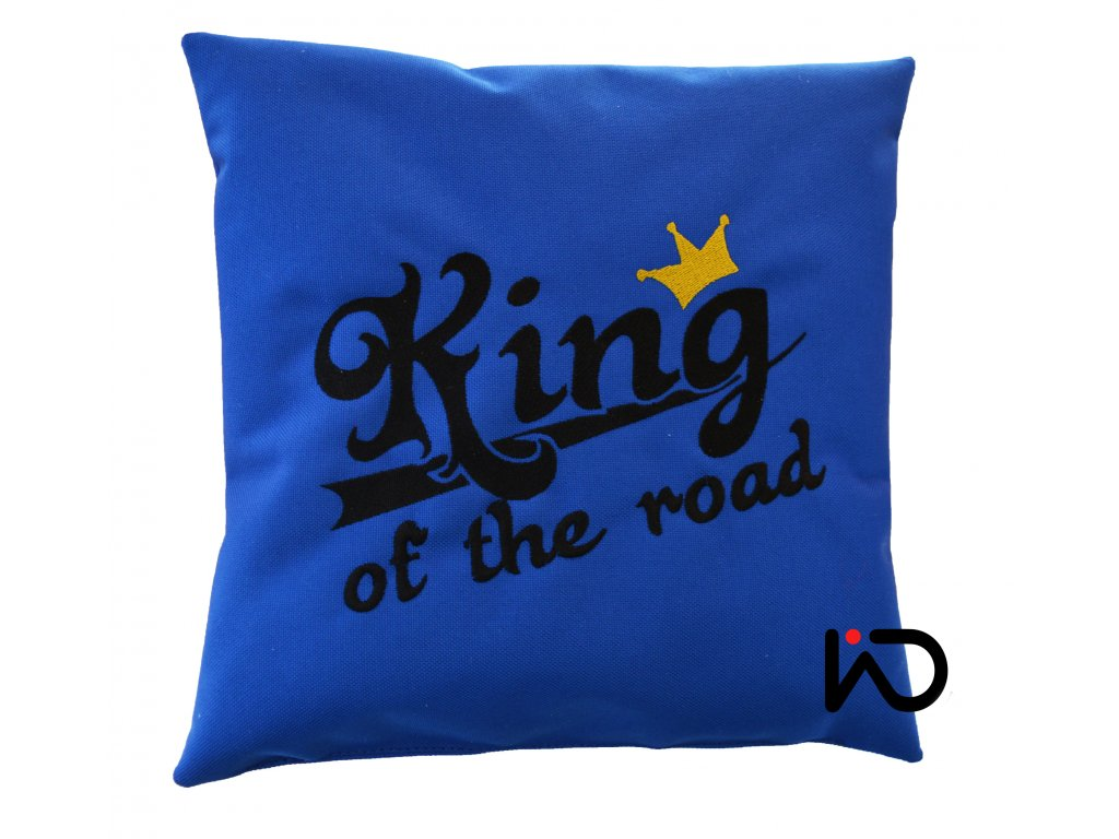 king of the road modry