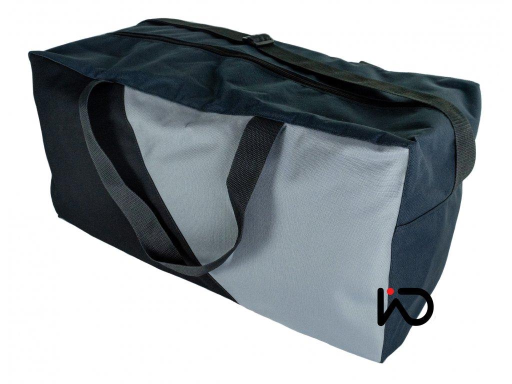 Cestovní taška antracitová