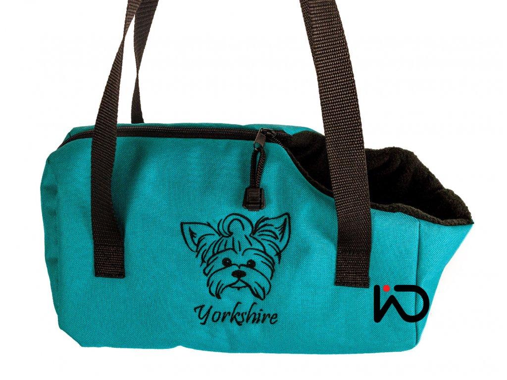 Přepravní taška pro psa - Yorkshire