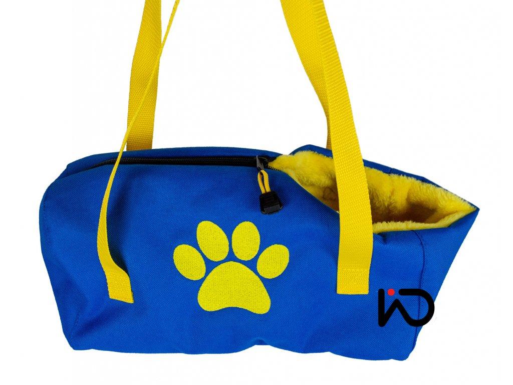Přepravní taška pro psa - Pacička