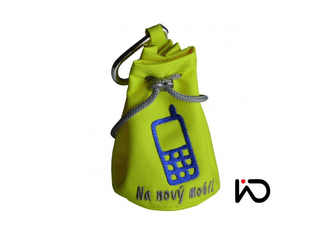 mobil zelena