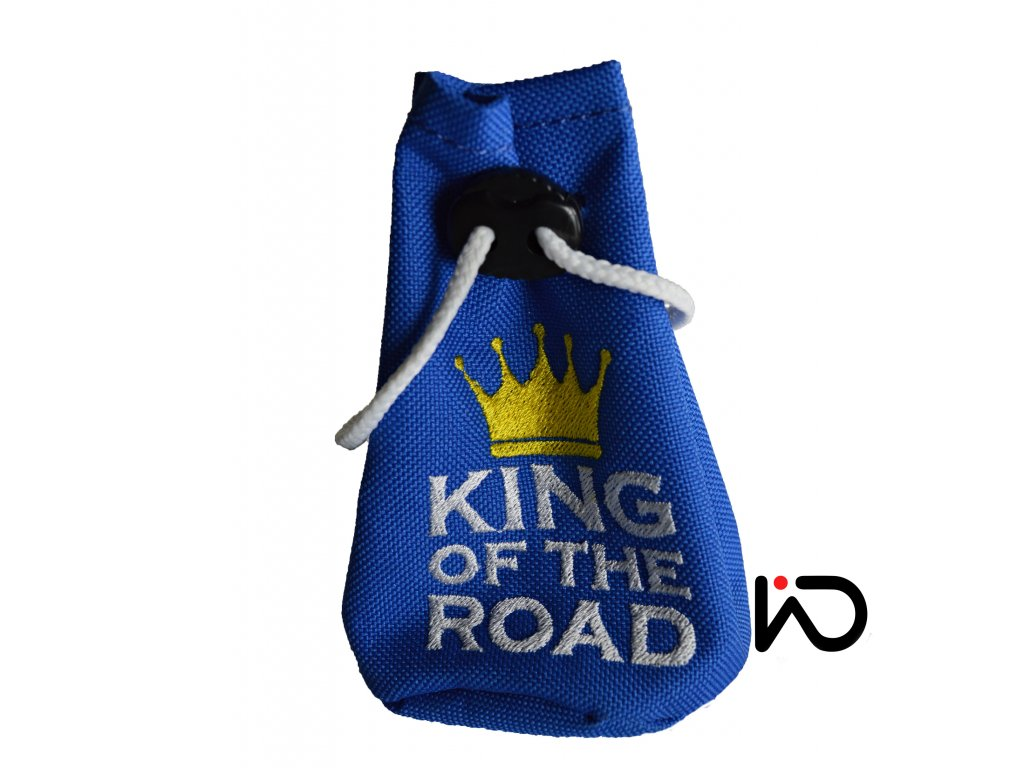 king of the road modra