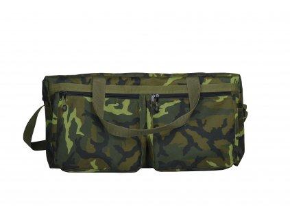 Cestovní taška  maskáčová